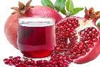 El fruto de la granada y su zumo afrodisíaco.