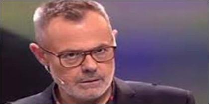El periodista Jordi González.