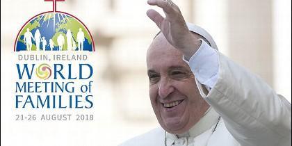 Encuentro Mundial de las Familias en Dublín, con el Papa