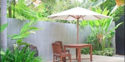 Sombrillas de jardin y terraza