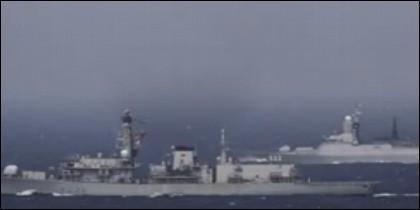 La Marina británica
