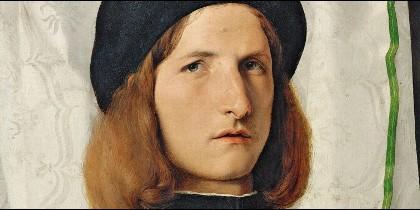 Lorenzo Lotto. Retratos - Museo del Prado