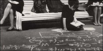 Estudiando matemáticas en los 60.