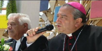 Frncisco Moreno, arzobispo de Tijuana