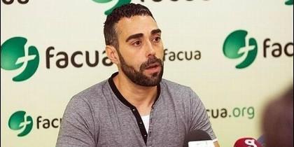 Rubén Sánchez (FACUA).