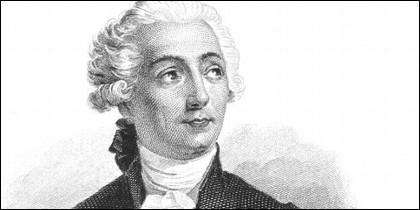 Antoine-Laurent de Lavoisier.