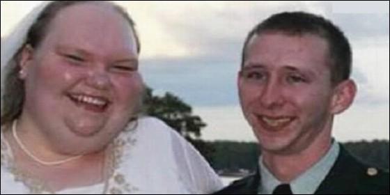 Recién casado pide el divorcio tras ver la cara de su esposa