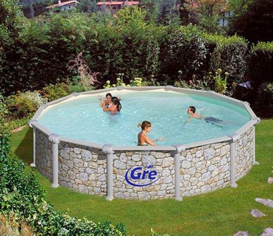 piscinas desmontables baratas para jard n ocio y