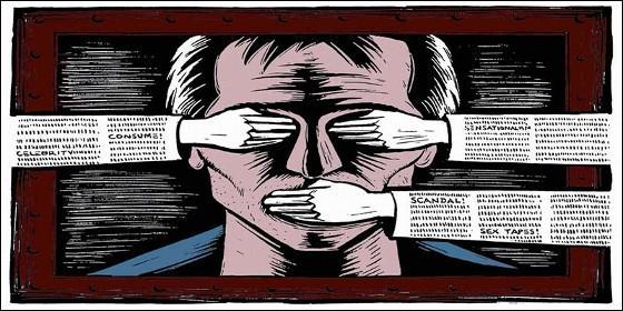 RTVE, censura, manipulación, propaganda y sectarismo.