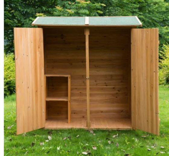 Casetas de madera para jard n desde 85 ocio y cultura for Casetas de jardin ofertas