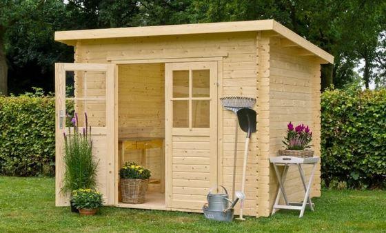 Casetas de madera para jard n desde 85 ocio y cultura - Casetas de madera pequenas ...