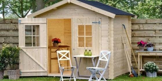 Casetas de madera para jard n desde 85 ocio y cultura escaparate - Casetas de jardin de madera ...