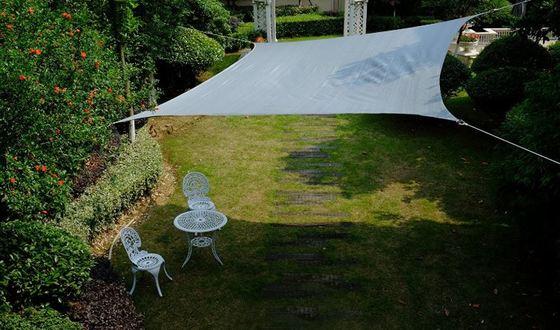 Toldos vela para jardines y terrazas desde 20 euros for Toldos para lluvia