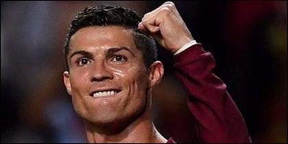 Cristiano Ronaldo CR7 (PORTUGAL).
