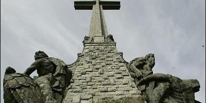 La cruz del Valle de los Caídos