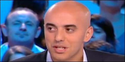 Redoine Faïd, en una entrevista en televisión.
