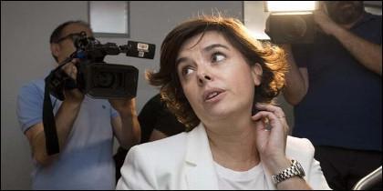 Soraya Sáenz de Santamaría (PP).