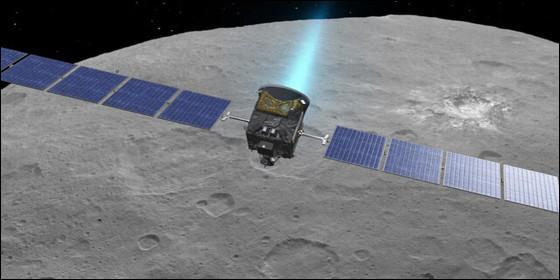 Nasa muestra en imágenes al planeta enano Ceres