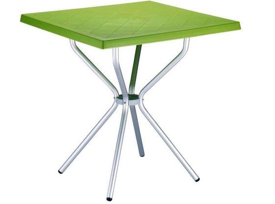 Muebles de jard n baratos por menos de 100 ocio y cultura escaparate - Mesa jardin plastico verde ...