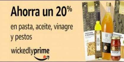 Amazon Wickedly Prime con 20% descuento