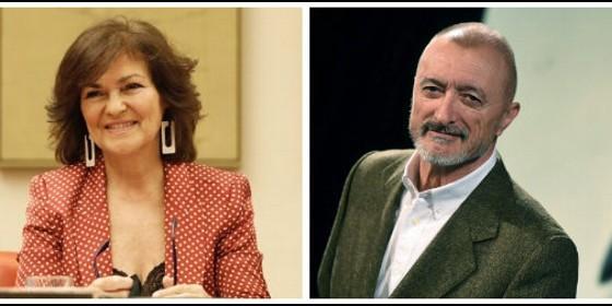Pérez-Reverte dejará la RAE si modifica la redacción de la Constitución
