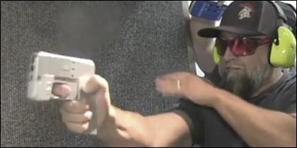 Móviles-pistola