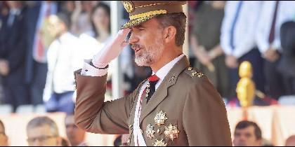 Felipe VI, Rey de España.