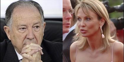 Félix Sanz Roldán y Corinna