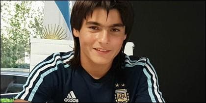 El 'Messi mexicano'