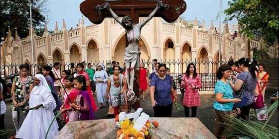 Cristianos persguidos en India