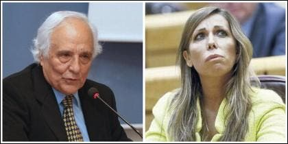 Raúl del Pozo y Alicia Sánchez-Camacho.