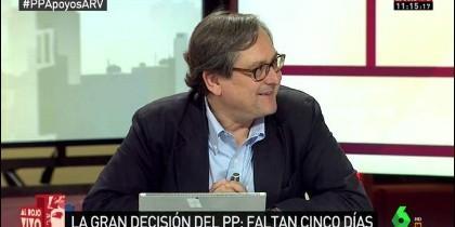 Paco Marhuenda (LA RAZON).