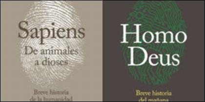Sapiens y Homo Deus