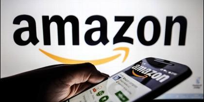 Compras online por Amazon.