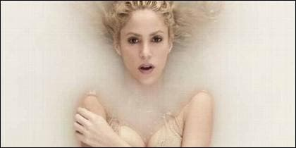 La cantante Shakira y su Tour 'El Dorado'.