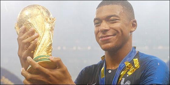 Aseguran que Francia escondió lesión de Mbappé antes del partido con Bélgica