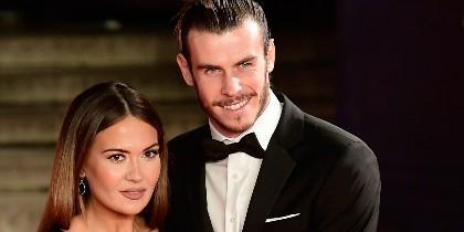 Gareth Bale y su novia