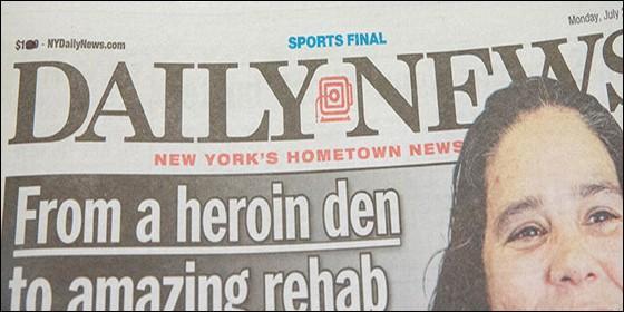 'Daily News' reduce a la mitad su nómina