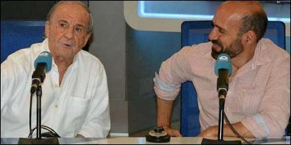 José María García y Juan Antonio Alcalá.