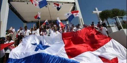 La JMJ de Panamá