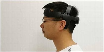 El casco chino que mejora la memoria y aumenta el rendimiento cerebral.