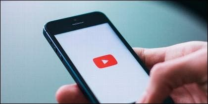 Youtube en el iphone
