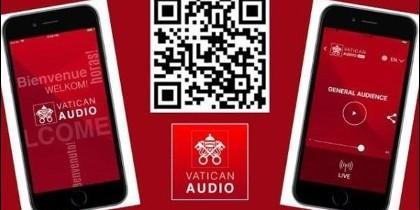 Nace Vatican Audio