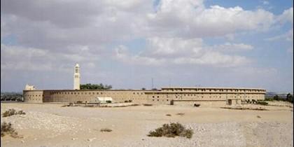 El monasterio de San Macario