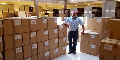 El archivo de la HOAC ya está en la Upsa