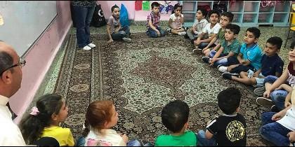 Mensajeros de la Paz Jordania lleva cinco años cuidando a miles de personas