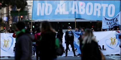 Aborto en Argentina