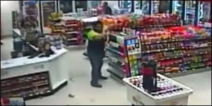 Asesinato en la tienda