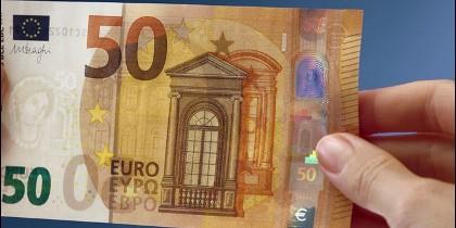 El timo del billete de 50 euros.