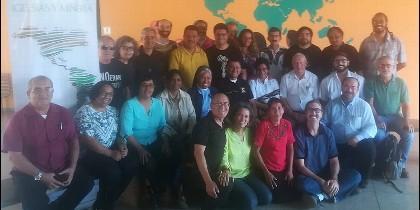 Encuentro de Afectados/as por la Minería en Brasiliia